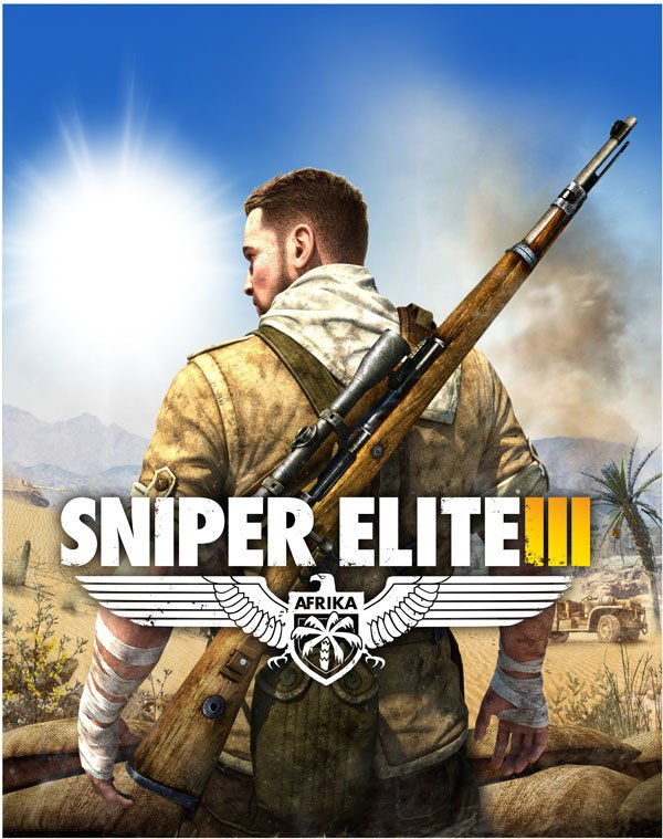 Box art - Sniper Elite 3