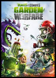 Box art - Plants Vs. Zombies: Garden Warfare