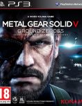 Box art - Metal Gear Solid V: Ground Zeroes