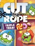 Box art - Cut the Rope: Triple Treat