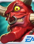 Box art - Dungeon Keeper (iOS)
