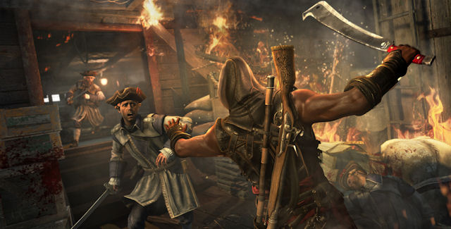 Assassin's Creed IV: Black Flag - Freedom Cry Review - GameRevolution