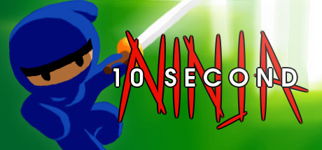 Box art - 10 Second Ninja