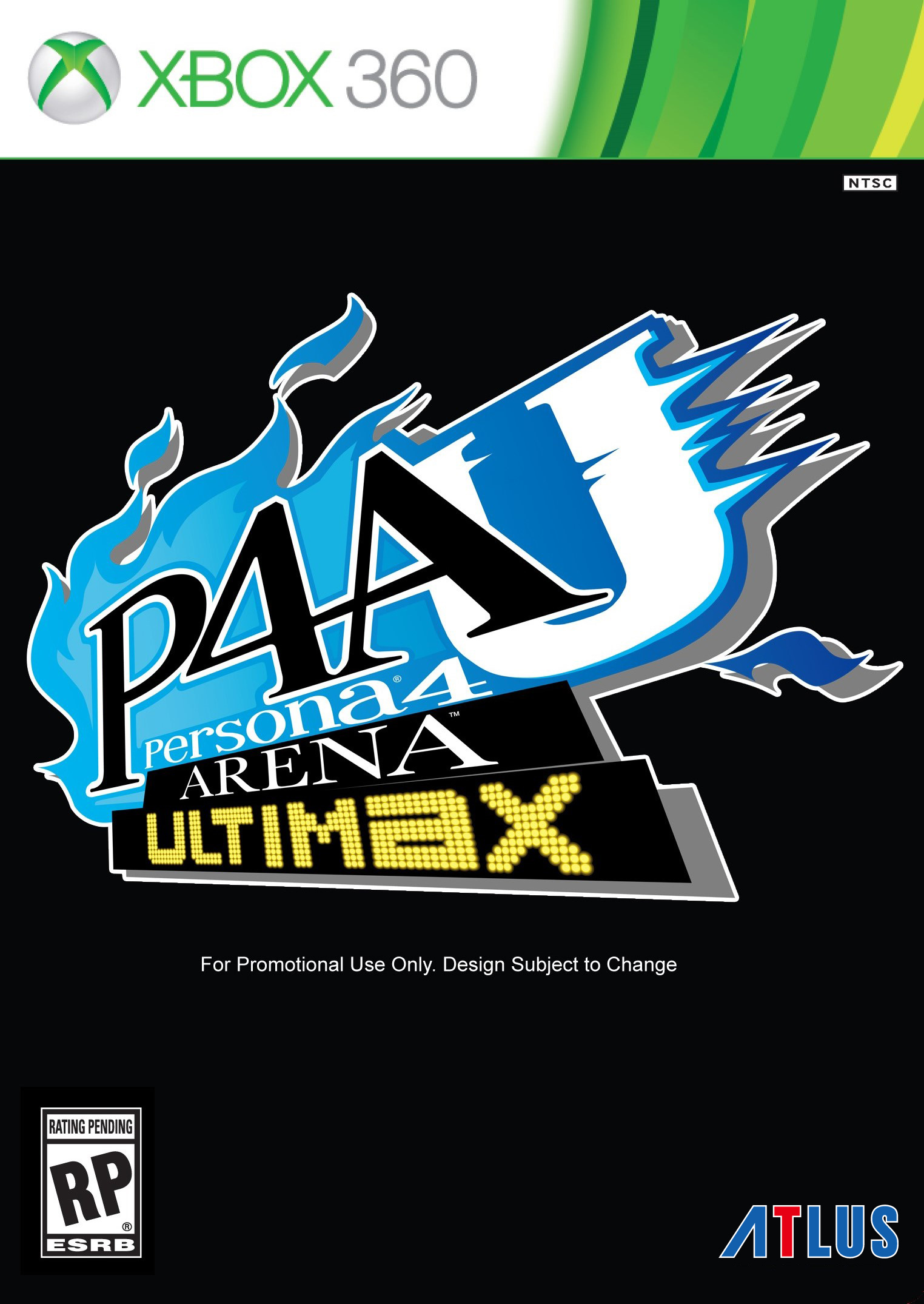 Box art - Persona 4 Arena Ultimax
