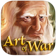 Box art - Da Vinci's Art of War