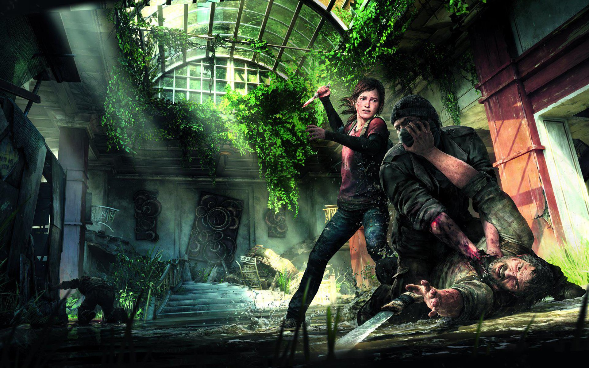 the last of us movie adaptation will follow the game s story update