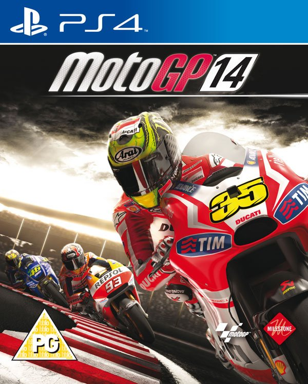 Box art - MotoGP 14