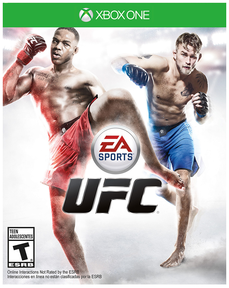 Box art - EA SPORTS UFC