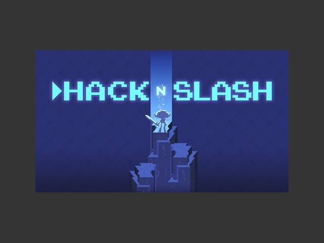 Box art - Hack 'n' Slash