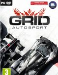 Box art - GRID Autosport
