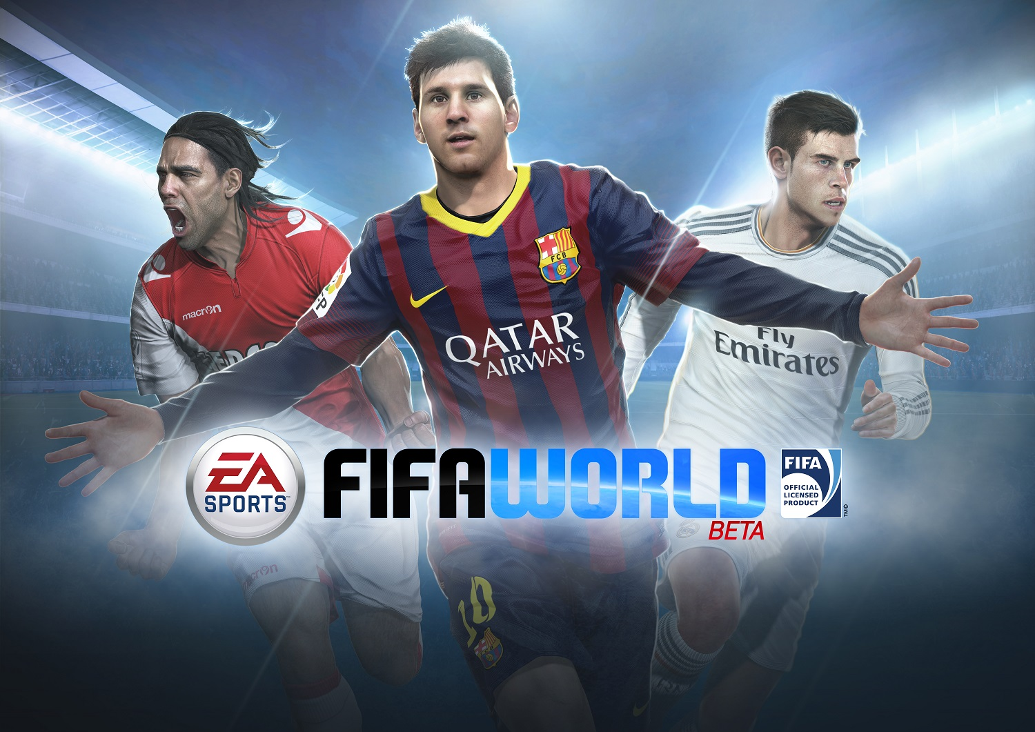 Box art - EA SPORTS FIFA World