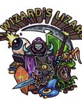 Box art - A Wizard's Lizard