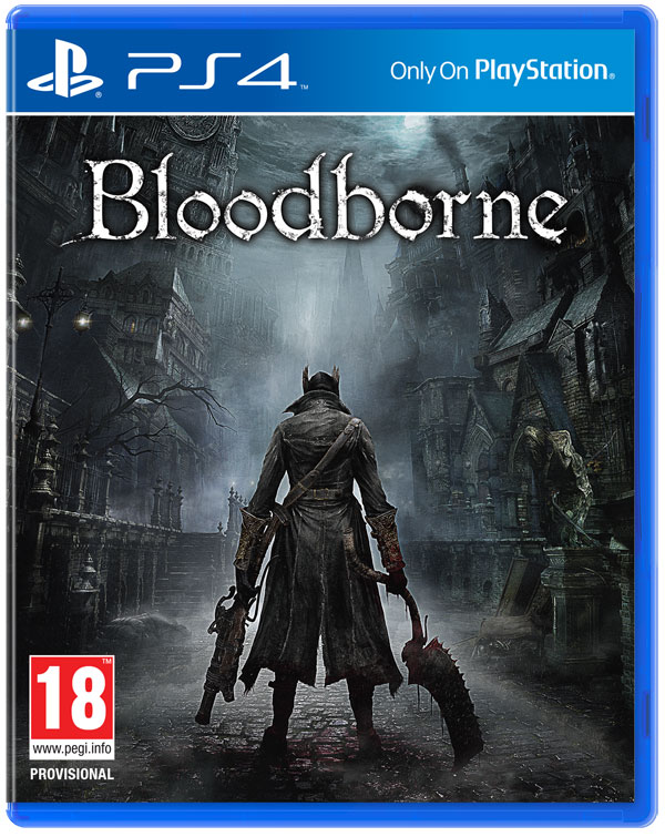 Box art - Bloodborne
