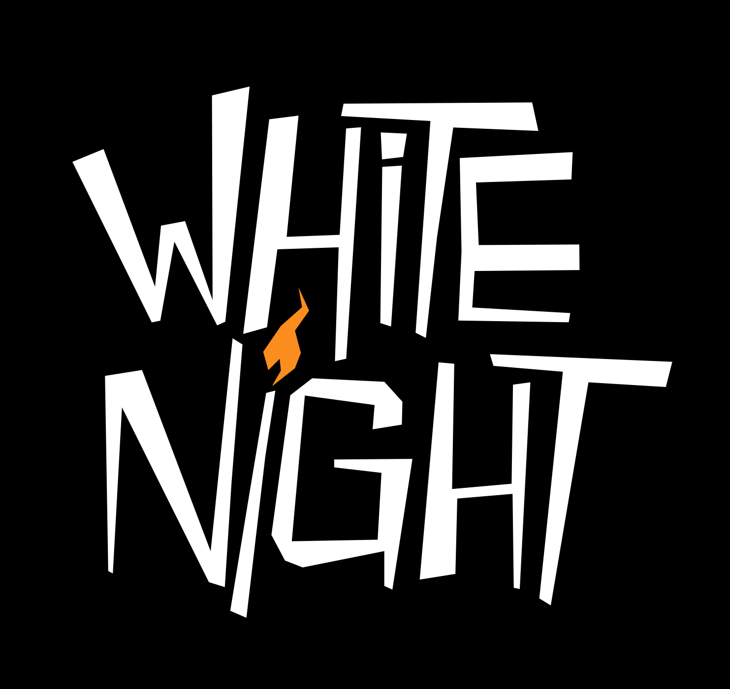 Box art - White Night