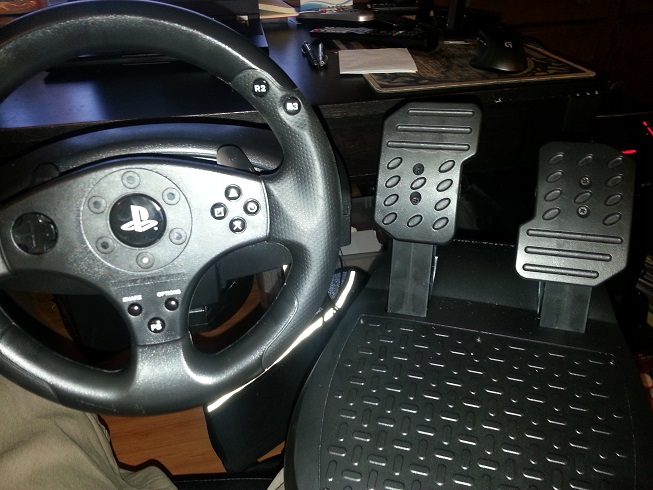 Thrustmaster T80 Rs Racing Wheel Review Gamerevolution