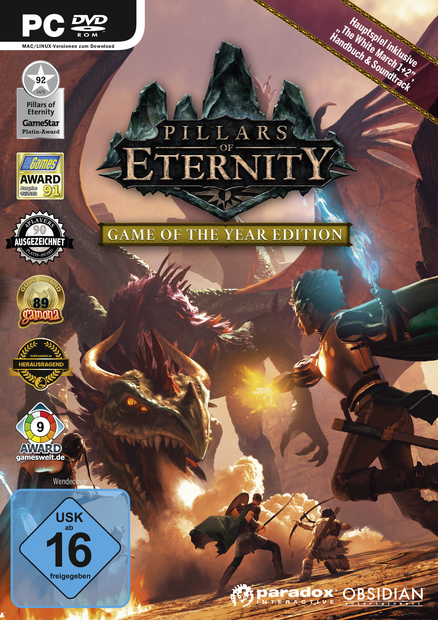 Pillars of Eternity Skills Guide - GameRevolution