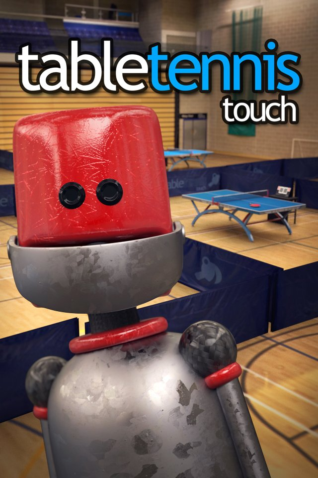 Box art - Table Tennis Touch