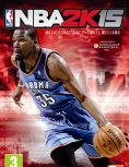 Box art - NBA 2K15