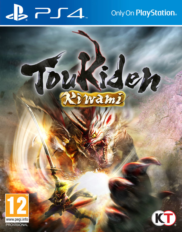 Box art - Toukiden Kiwami