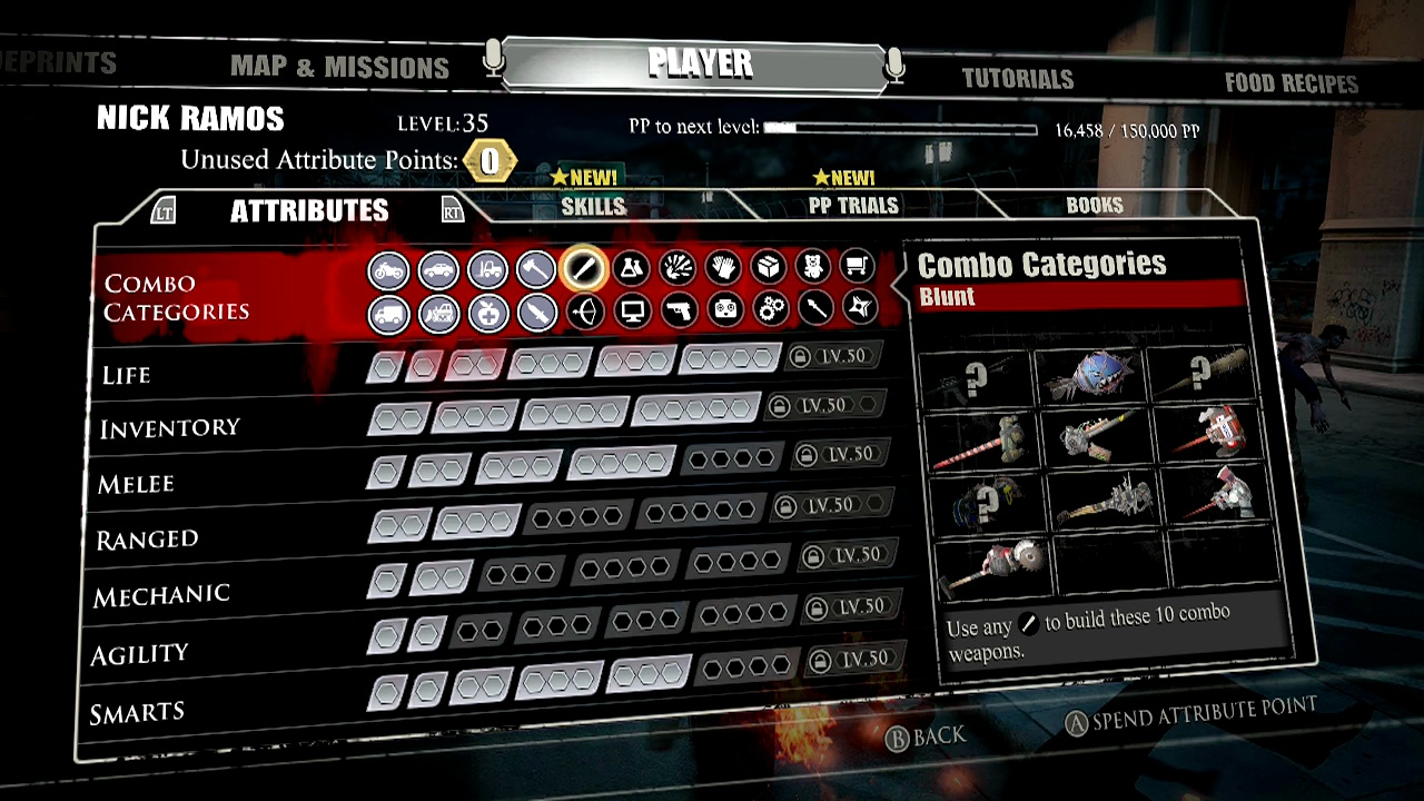 Dead rising 3 upgrade guide gamerevolution upgrade guide malvernweather Choice Image