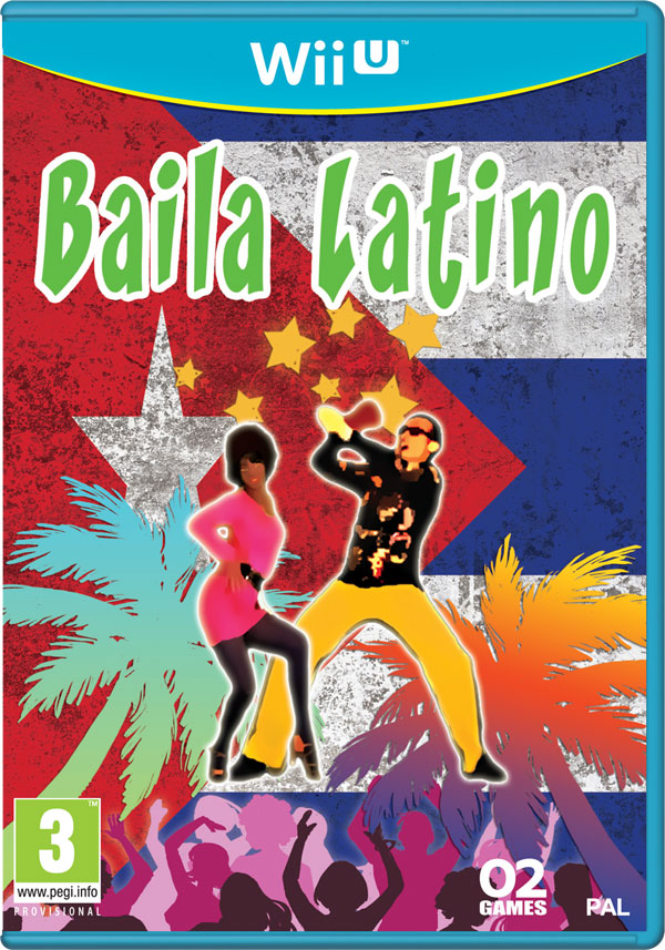 Box art - Baila Latino