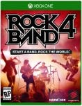 Box art - Rock Band 4