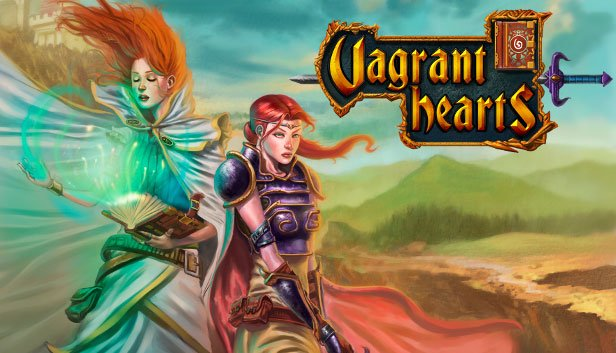 Box art - Vagrant Hearts