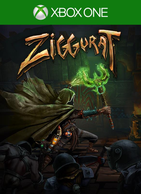 Box art - Ziggurat (PC)