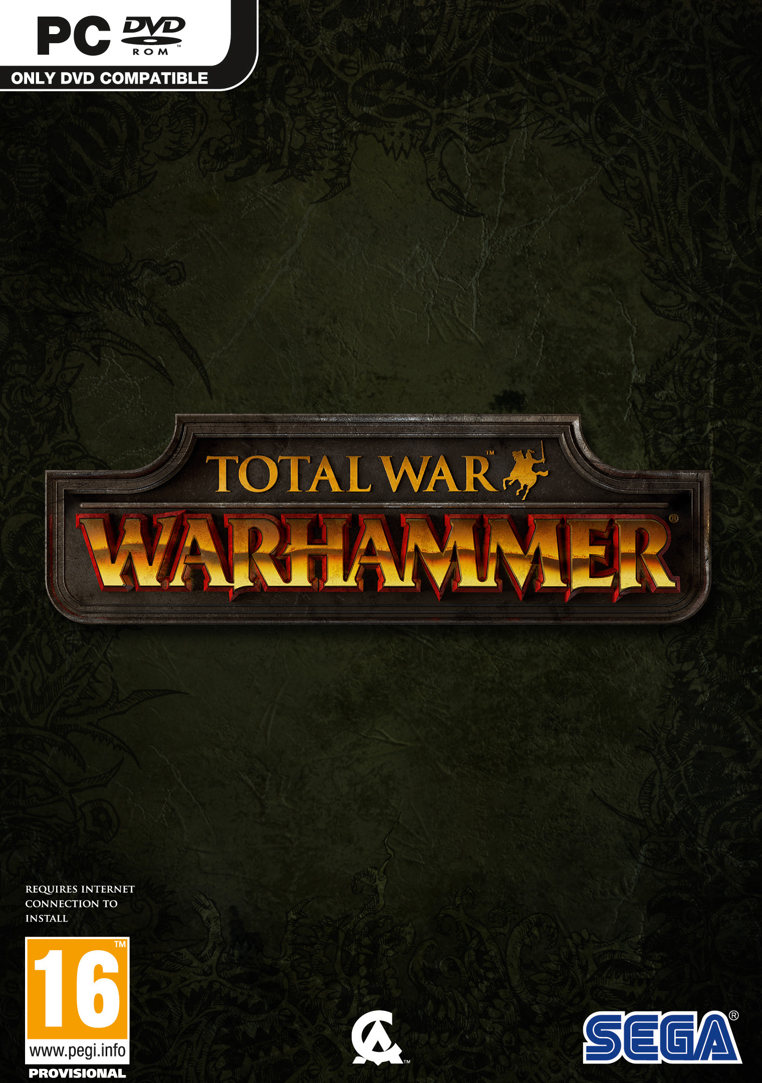 Box art - Total War: Warhammer
