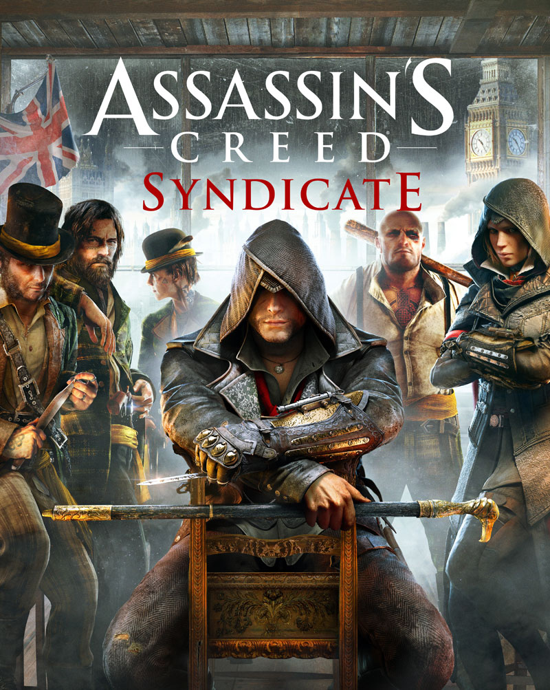 Box art - Assassin's Creed: Syndicate