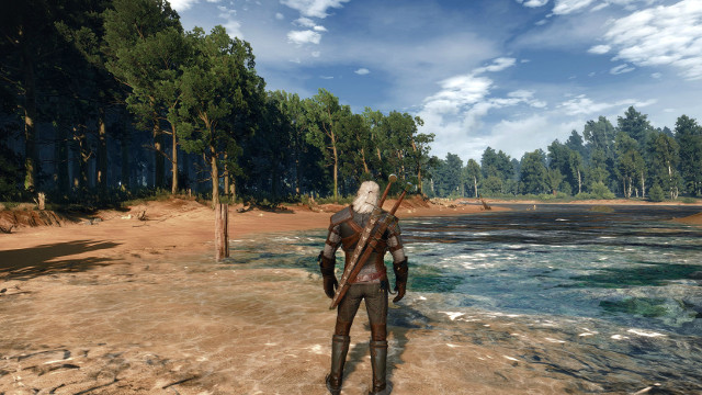 The Witcher 3 With PC Mods Is The Best Looking Game Ever