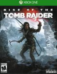 Box art - Rise of the Tomb Raider