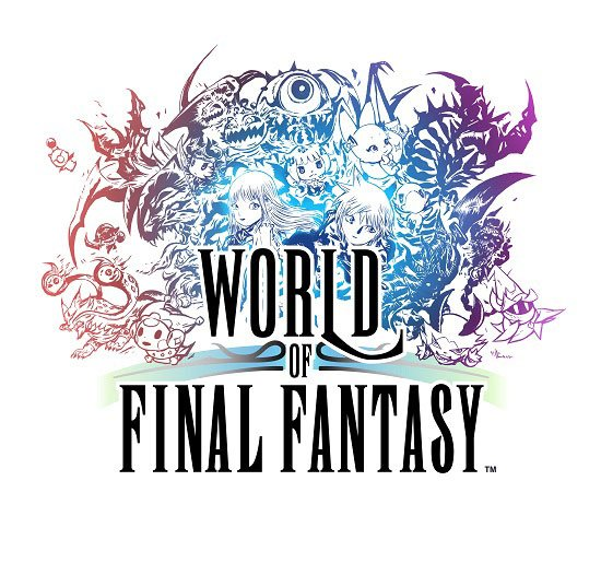 Box art - WORLD OF FINAL FANTASY