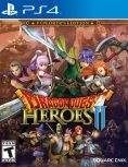 Box art - Dragon Quest Heroes II