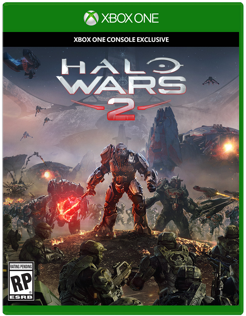 Box art - Halo Wars 2