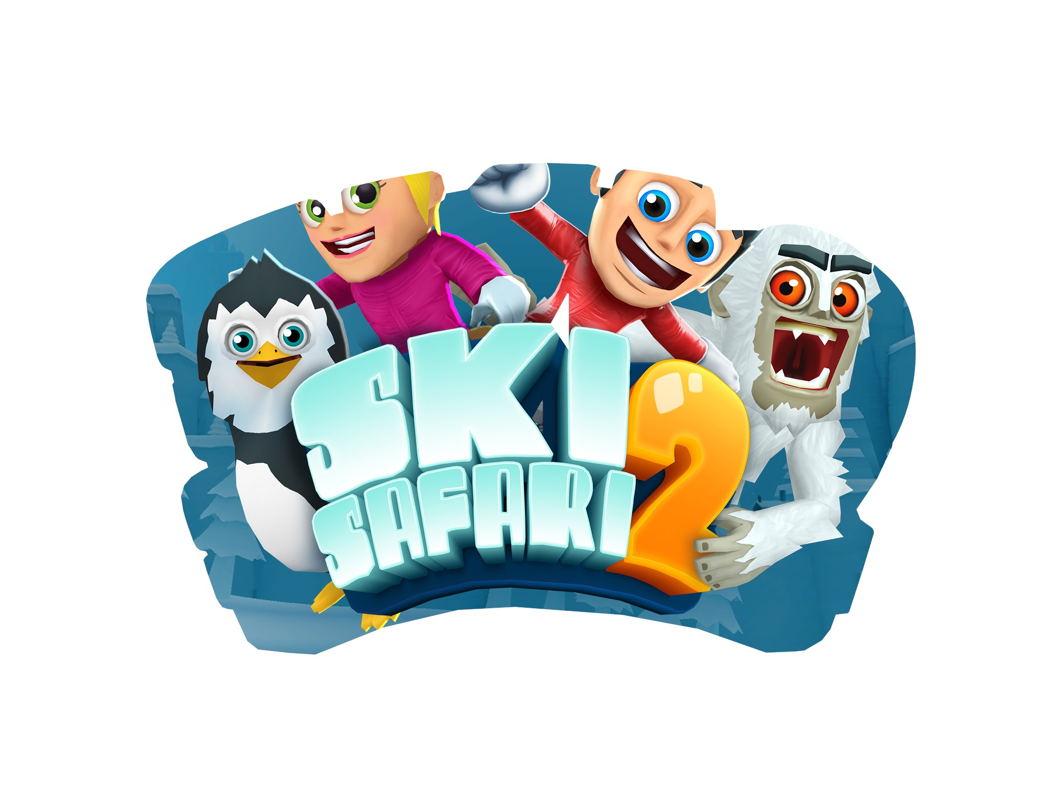 Box art - Ski Safari 2