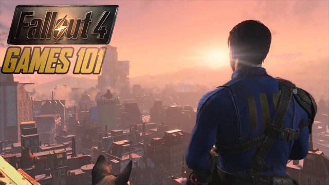 Fallout 4 (Games 101)