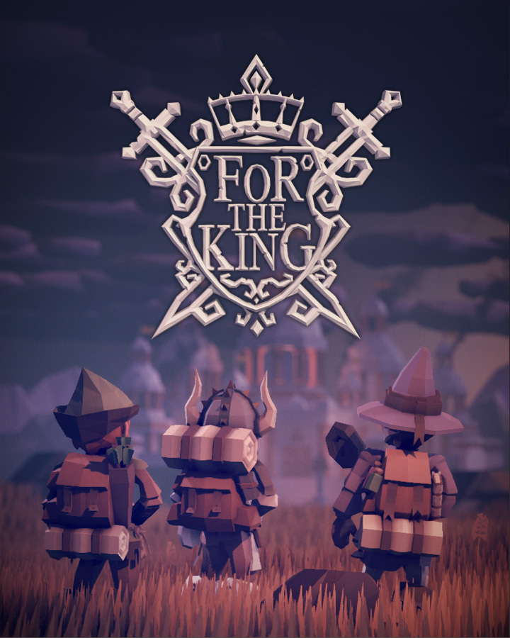 Box art - For The King