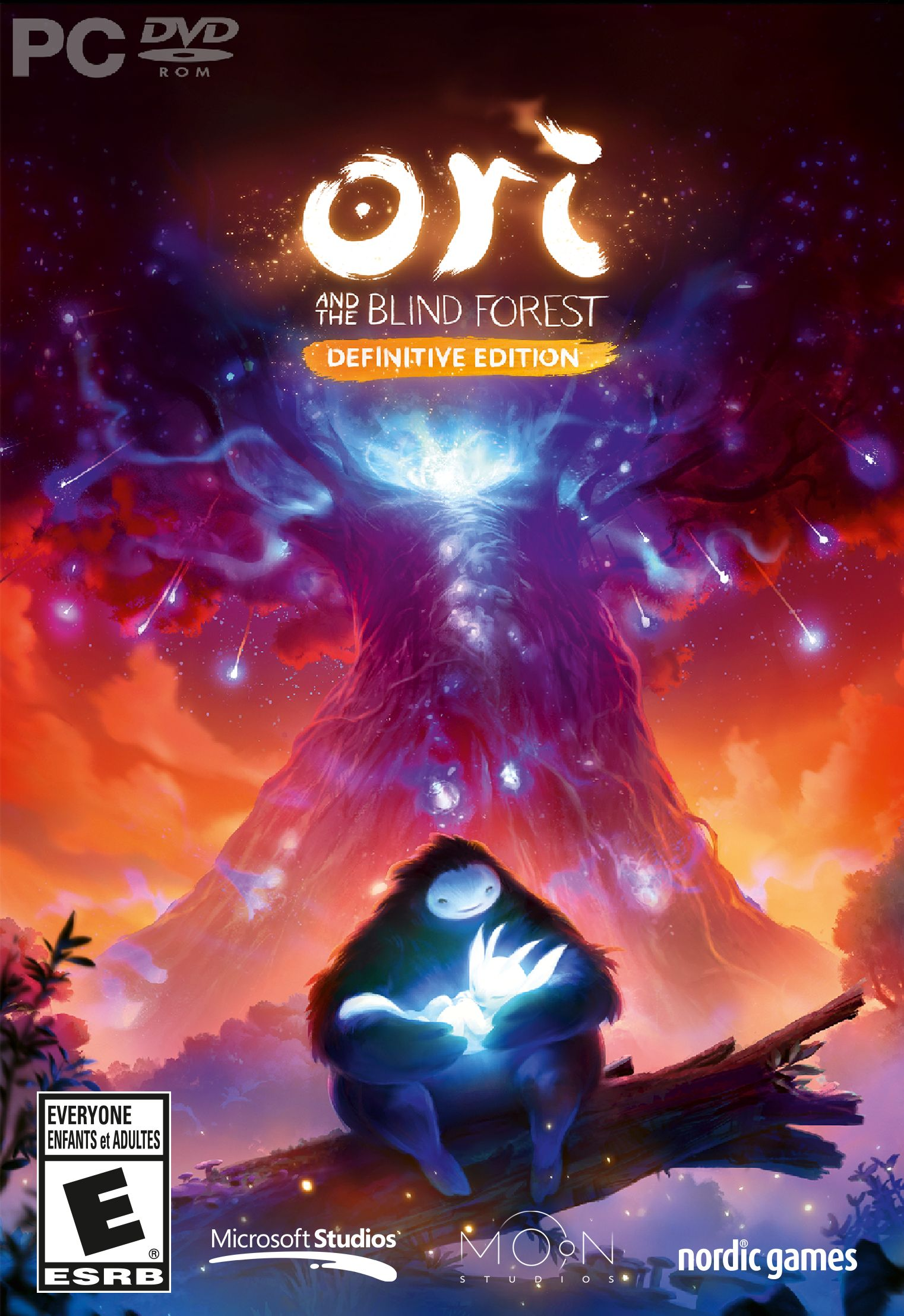 Box art - Ori and the Blind Forest: Definitive Edition