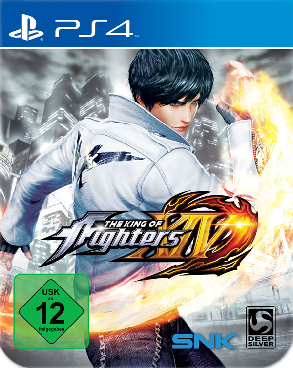 Box art - The King of Fighters XIV
