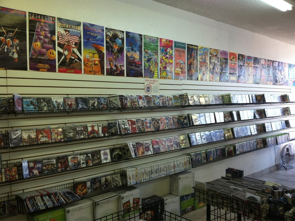 The 5 Best Places to Trade/Sell Video Games - GameRevolution