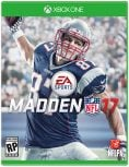 Box art - Madden NFL 17