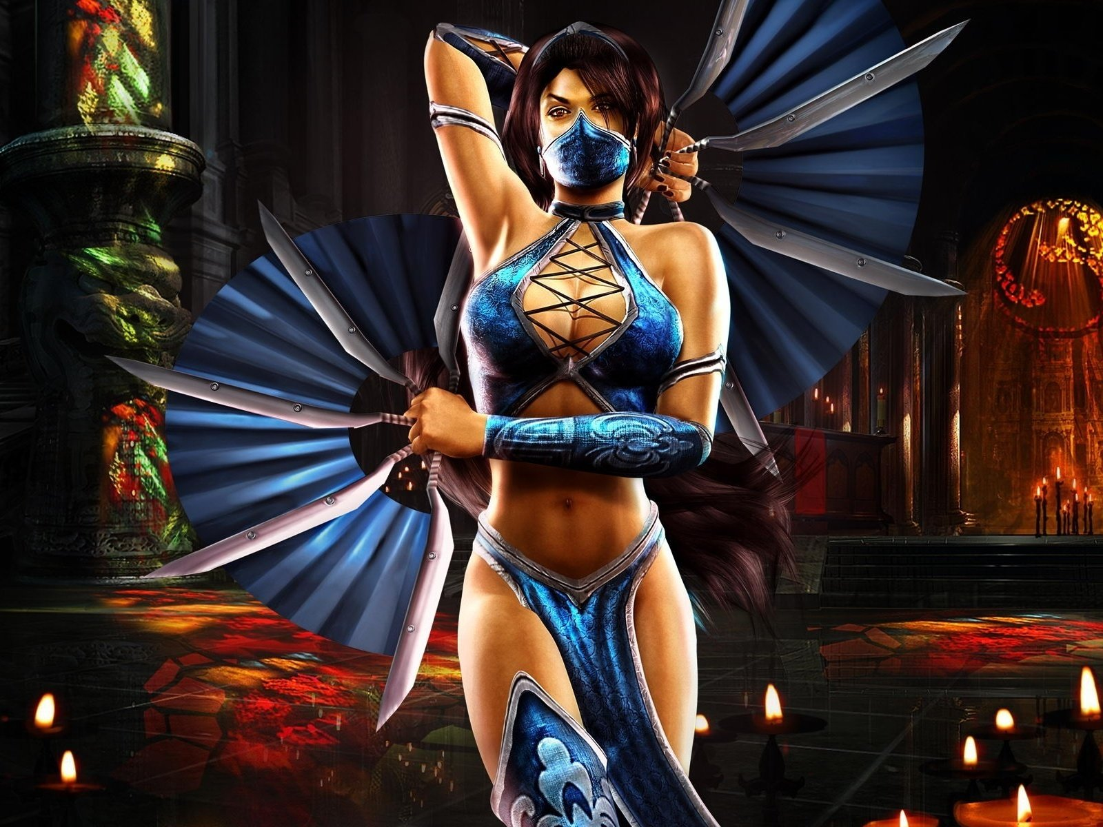 10 Best Female Video Game Characters10 Best Female Video Game Characters - GameRevolution - 웹