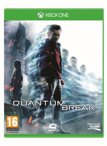 Box art - Quantum Break