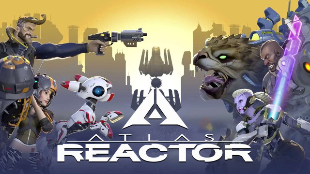 Image result for Atlas Reactor