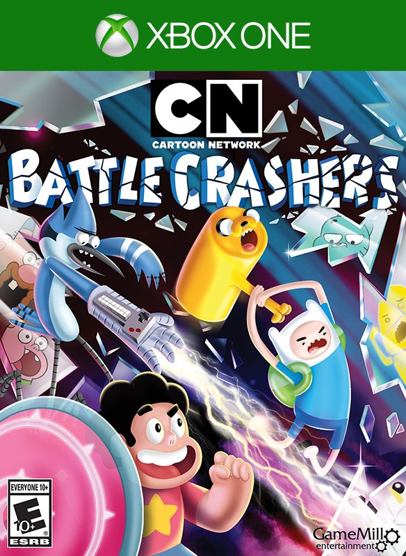 Box art - Cartoon Network: Battle Crashers