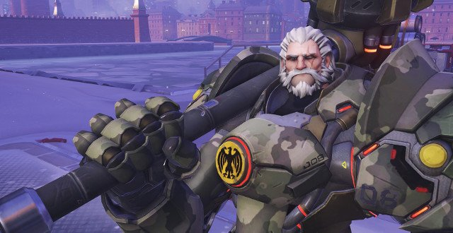 Overwatch Christmas Event: Who Will Be Santa? - GameRevolution
