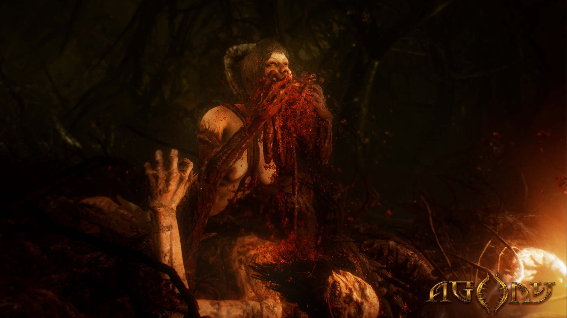 Agony Unrated Patch Arrives on Xbox One with Major Changes