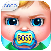 Box art - Baby Boss