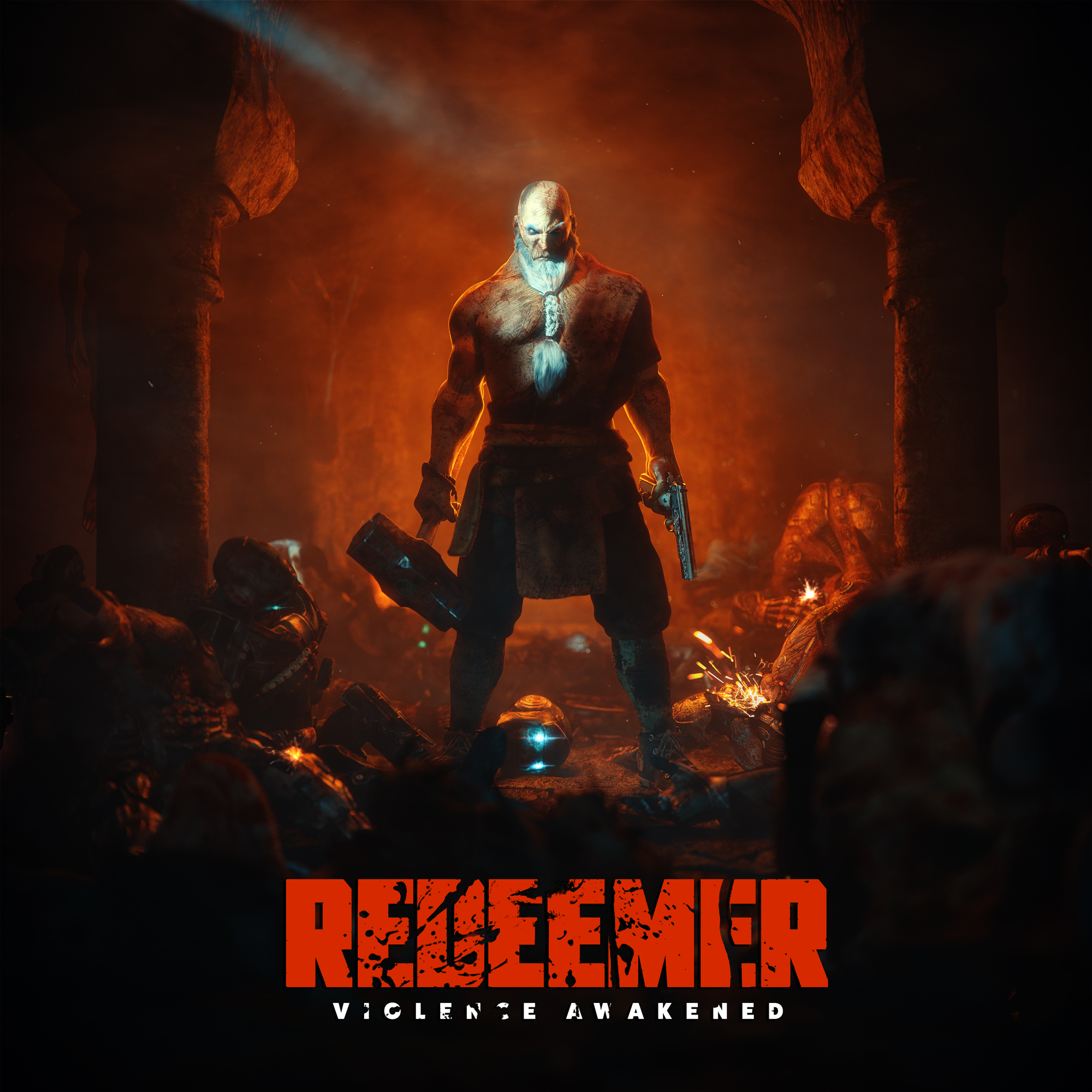Box art - Redeemer: Enhanced Edition Review | Punching (and kicking) above your weight